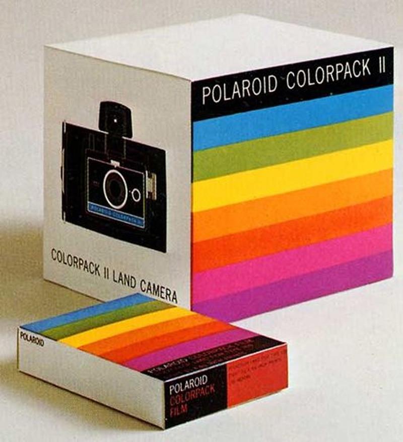 polaroid colorpack 2 paul giambarba design the fantastic flickr. Black Bedroom Furniture Sets. Home Design Ideas