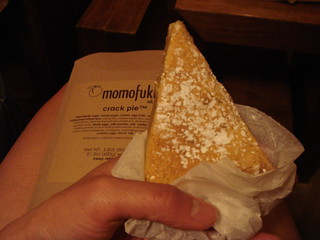 Momofuku Milk Bar: Crack Pie | by ComeUndone