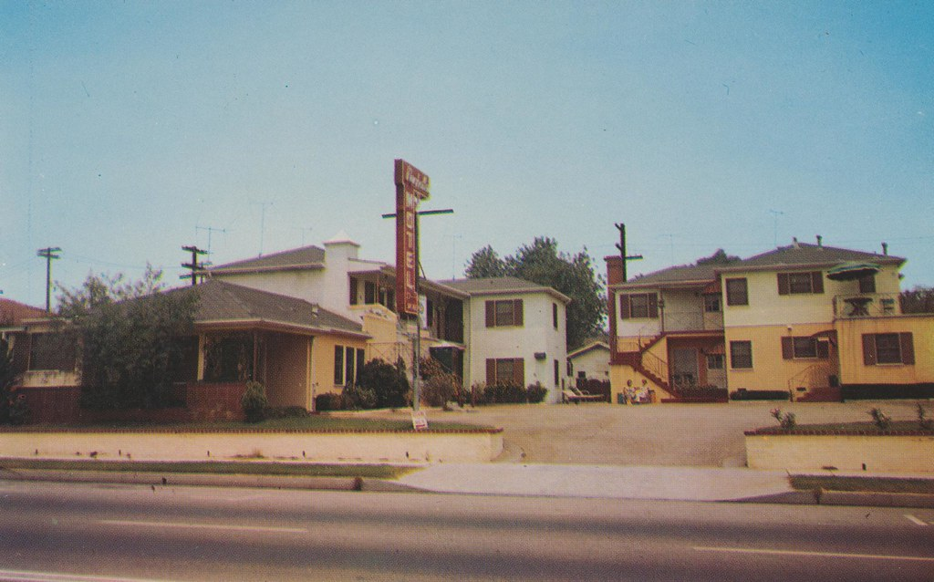 Manhattan Motel - Glendale, California