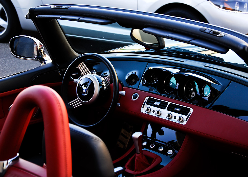 Bmw Z8 Interior Scotttharobot Flickr