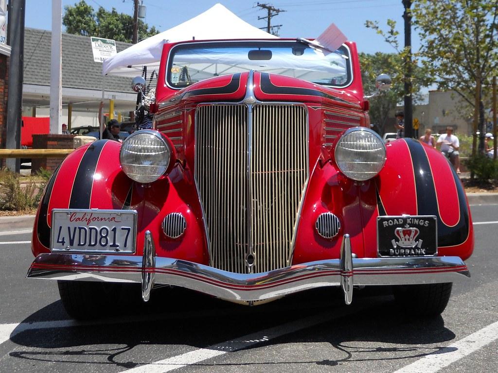 Santa Clarita Classic Car Show