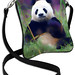 """""""CHOPSTICKS"""" from the PANDBAG Collection by Sandra Miller 2010 (small sling bag style)"""