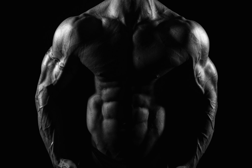 Image result for muscle building flickr