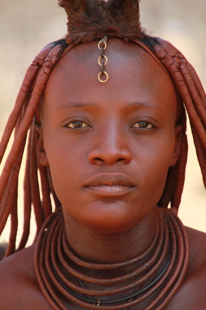 Himba Woman  Katreenatravels  Flickr-1413