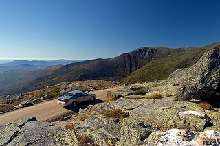 Not a cloud in site | by Mt.Washington Auto Road
