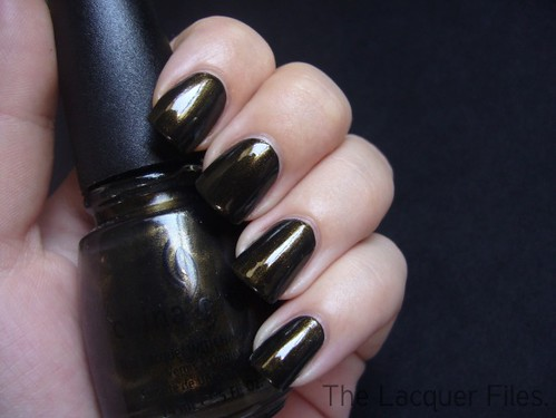 China Glaze Wagon Trail | by TheLacquerFiles