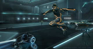 TRON: Evolution for PS3 | by PlayStation.Blog