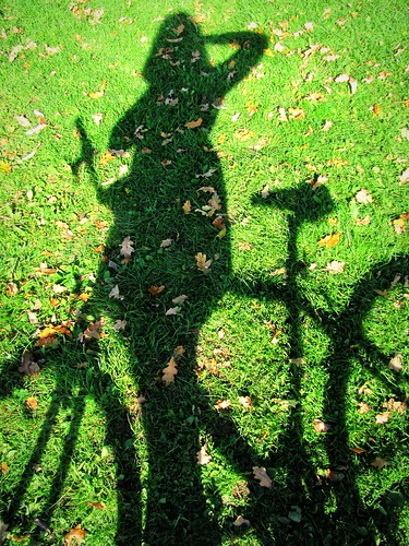 10/10/10 ~ Me & My Bicycle | by lisaluvz