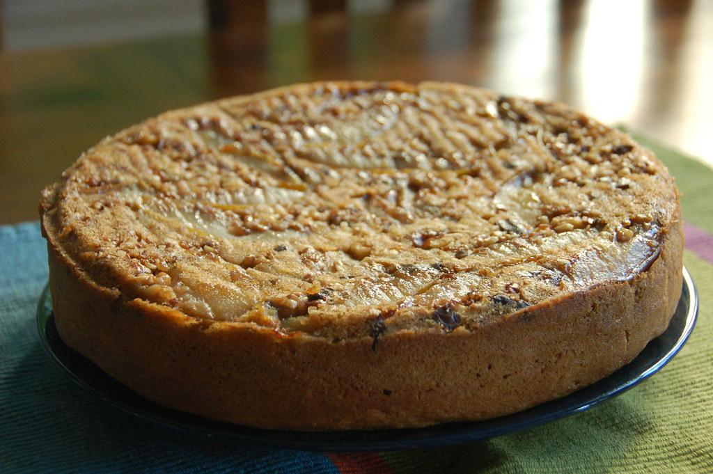 Chocolate Walnut Cake Weight Watchers