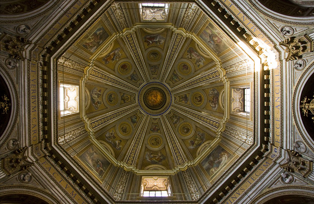 Dome of Santa Maria di Loreto