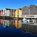 Reflections of Trondheim