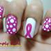 Nail Art Breast Cancer Awareness 02