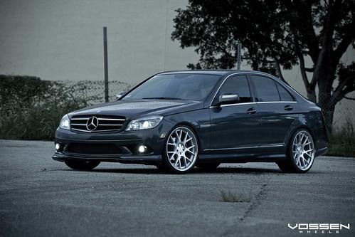 Mercedes benz c300 on 20 vvs cv2 39 s vossen wheels flickr for Rims for mercedes benz c300