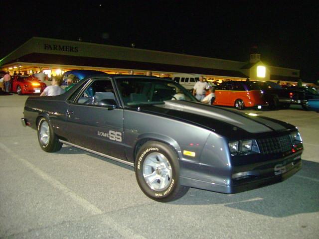 "1987 Chevy El Camino SS | Motor Menders' ""Autumn Leaves ..."