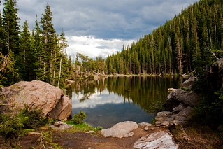 Dream Lake, Rocky Mountains | by OlyaA (busy)