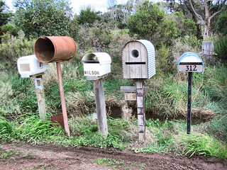 Mailboxes | by Jo@net