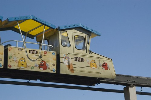 Blackpool Monorail | by markhows
