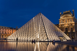 The Louvre Museum | by seryani