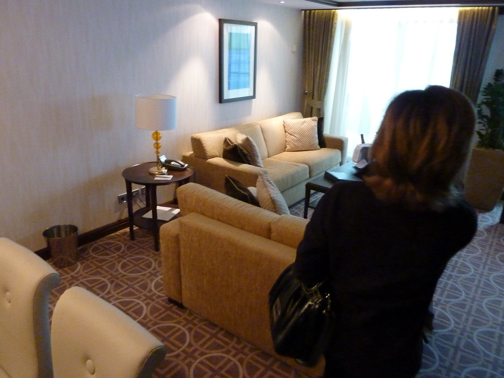 Obstructed view from balcony - Celebrity Cruises - Cruise ...