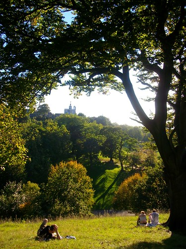 Royal Observatory, Greenwich - view from One Tree Hill in Greenwich Park | by EEPaul