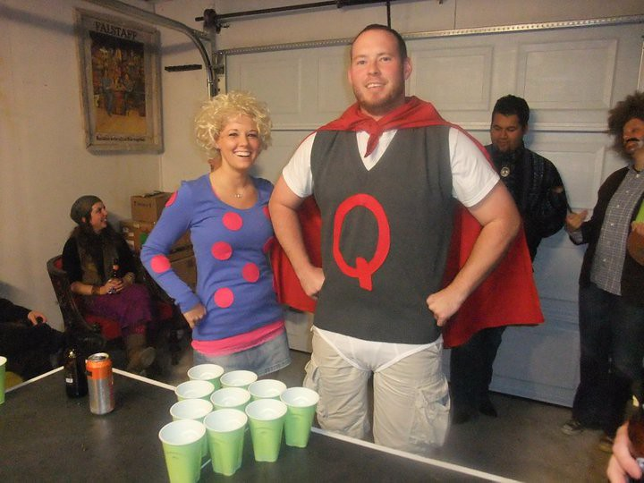 Patti Mayonnaise and Quailman | Patti Mayonnaise and ... Quailman And Patty Mayonnaise Costume