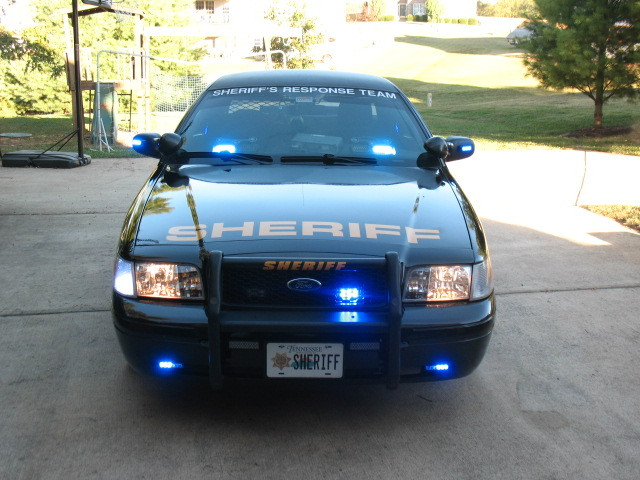 tennesse county sheriff patrol car with all led 39 s on main flickr. Black Bedroom Furniture Sets. Home Design Ideas