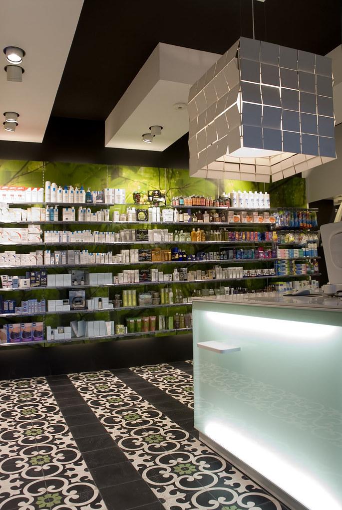 Farmacia Plaza Nueva 06 Dise O De
