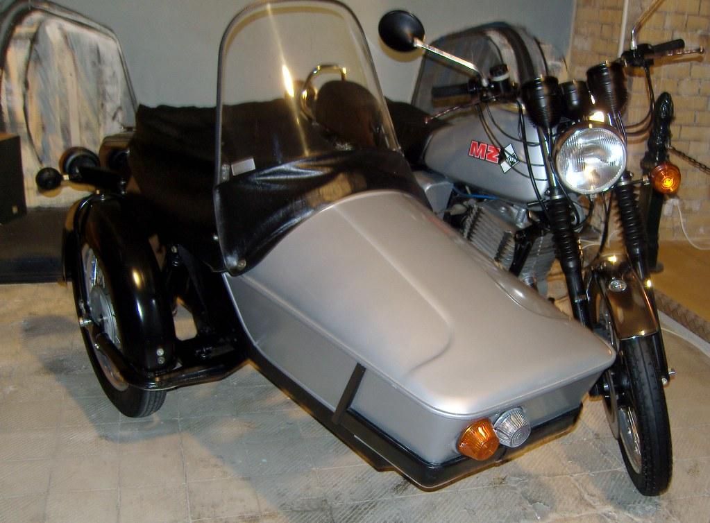 mz etz 250 mit stoye seitenwagen im 1. Black Bedroom Furniture Sets. Home Design Ideas