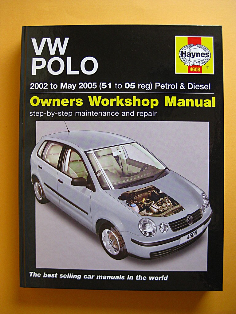 vw polo haynes manual let s face it my 2002 vw polo isn t flickr rh flickr com VW Polo 2001 VW Polo 2003