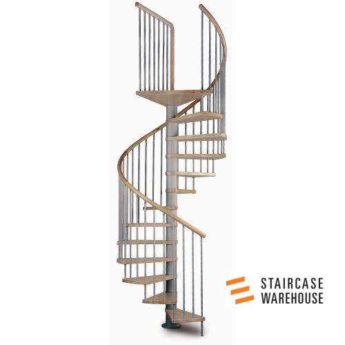 Great ... C20 Plus Kit Spiral Staircase Stairs By Staircase Warehouse 03 | By Staircase  Warehouse