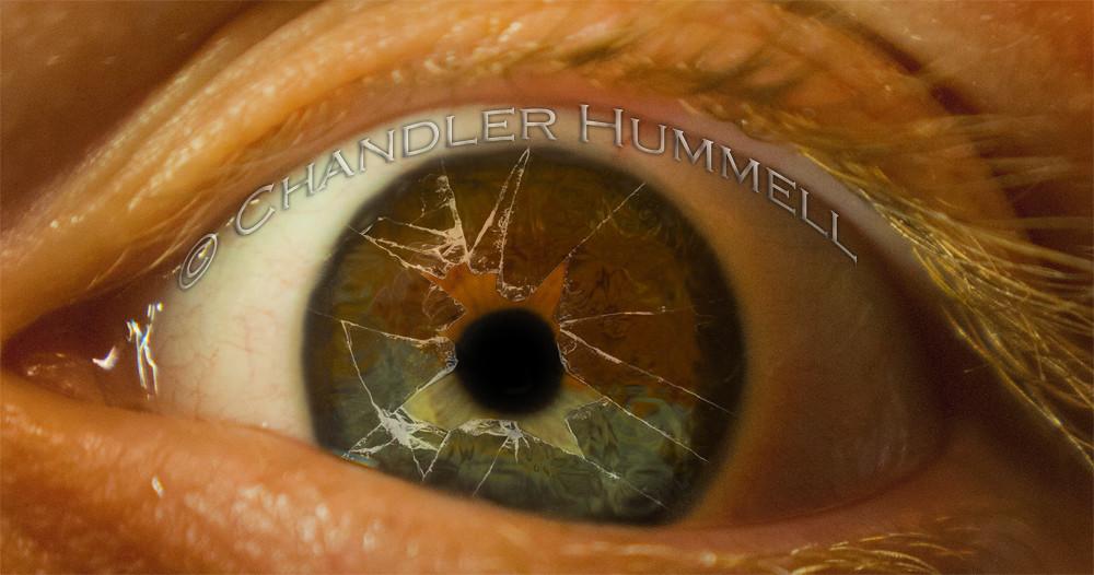 Eye Glass With Handle