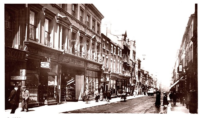Health Food Shop Bold Street Liverpool