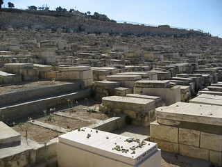 Cemetery on slopes of Mt of Olives | by cyrusw2003