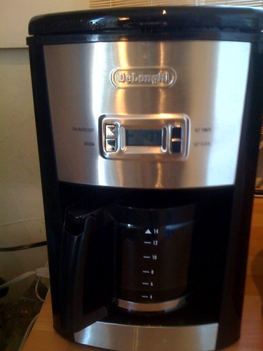 Our Third Floor coffee maker - suggest a name and I ll ent? Flickr