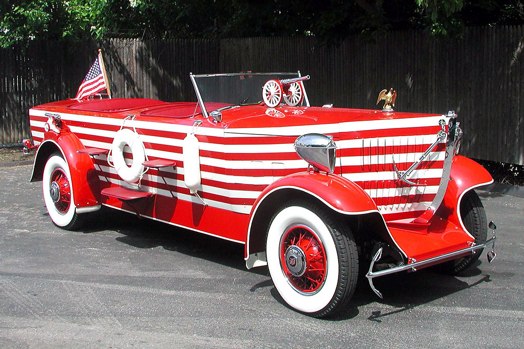 1930 Cadillac Bevo Boat Body By Anheuser Busch Inc Flickr