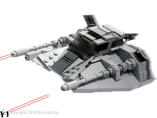 T-47 Snowspeeder | by Brickdoctor