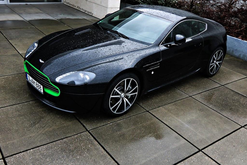 Aston Martin V8 Vantage N420 Fabian R 228 Ker Flickr