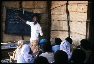 sudan-refugee-camp-school | by frankkeillor