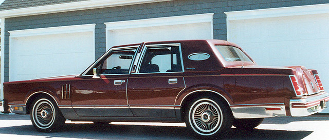 1980 lincoln continental mark vi flickr photo sharing. Black Bedroom Furniture Sets. Home Design Ideas