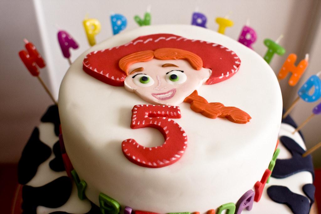 Happy Birthday Jessie Cake