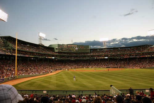 September at Fenway | by ConfessionalPoet