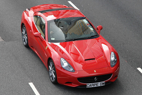 "Ferrari California  ""CARPE DM"" 
