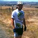 Seth of Camelbak rides with his iPayRoadTax jersey