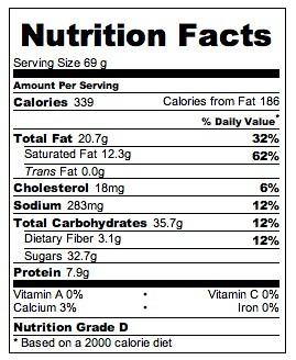 pumpkin muffin calories dunkin