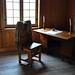 Rowand House desk & jacket