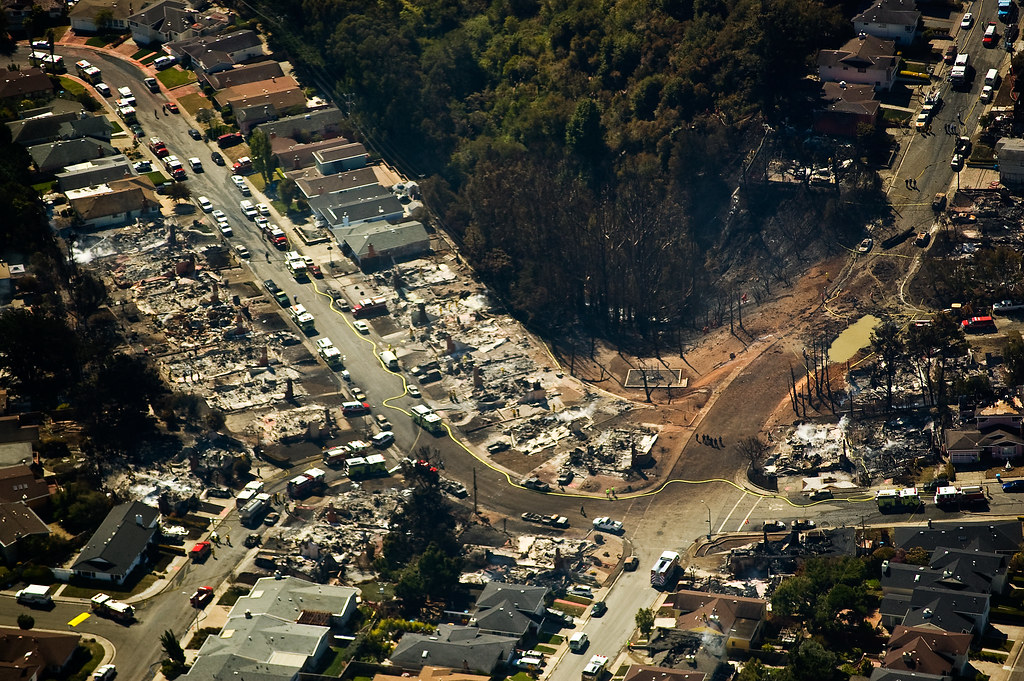 Kron  Viewer Pictures Of The San Bruno Gas Line Explosion Flickr