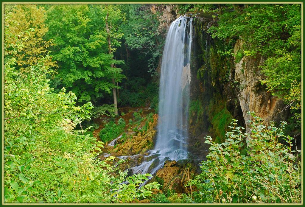 Falling Springs Falls Explore 298 Falling Springs