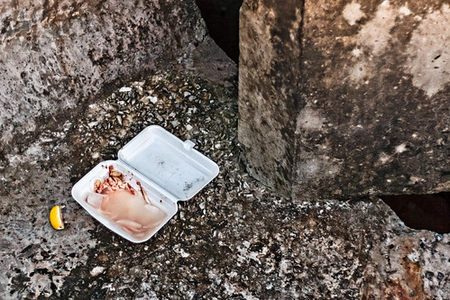 Discarded Feast | by Steve Crane