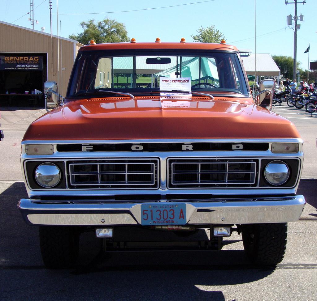 1976 Ford F 150 Pickup Truck Mark Flickr