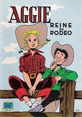 A6 Aggie reine du rodeo